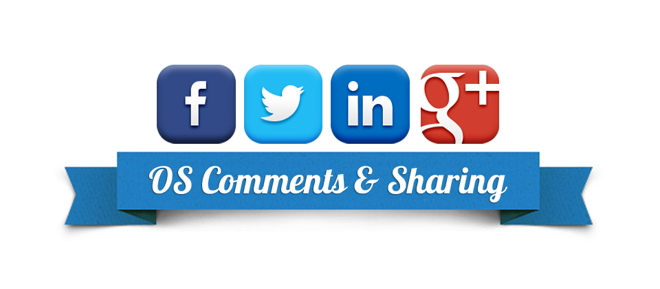 Joomla Social Comments and Sharing